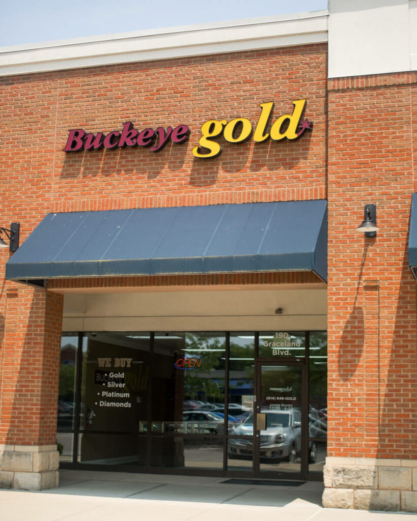 Buckeye Gold Location at Graceland in Clintonville, OH